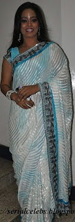sun tv serial actress devipriya sexy hot in transparent saree