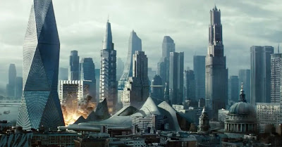 Star Trek Into Darkness London