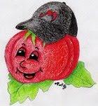 Fantasia e arte  in cucina. Il pomodoro rosso