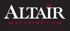 Artículos en Altaïr Magazine