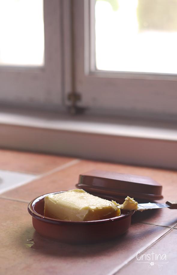butter cooler casero