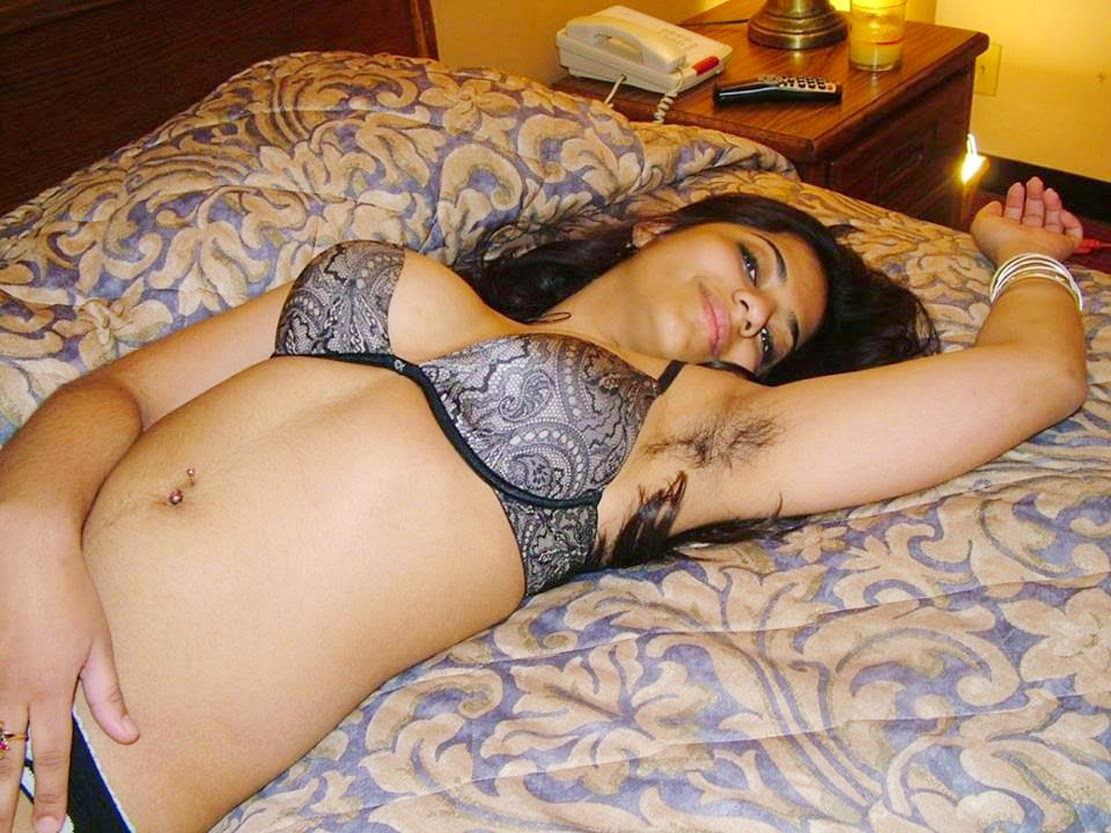Beautiful Indian Girl Hairy Armpits Show