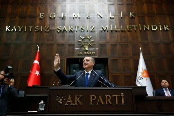 Эрдоган выдвинут кандидатом в президенты Турции