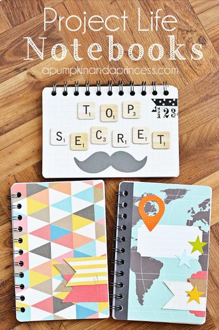 Crea e inspira vuelta al cole 14 como decorar - Como decorar cuadernos ...