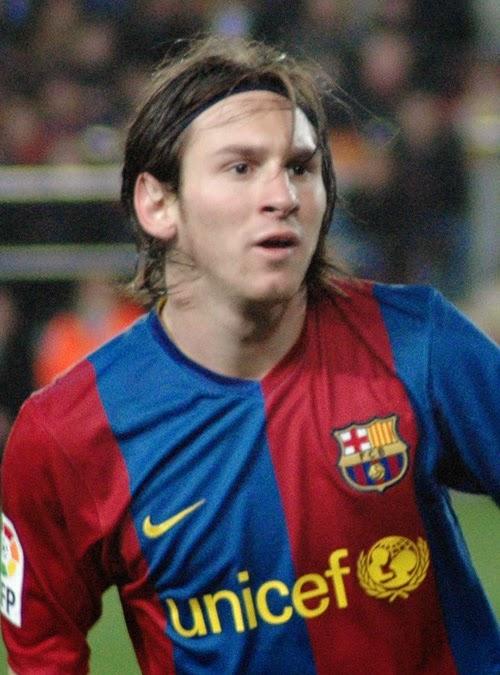 Biografi Lionel Messi Pemain Sepak Bola