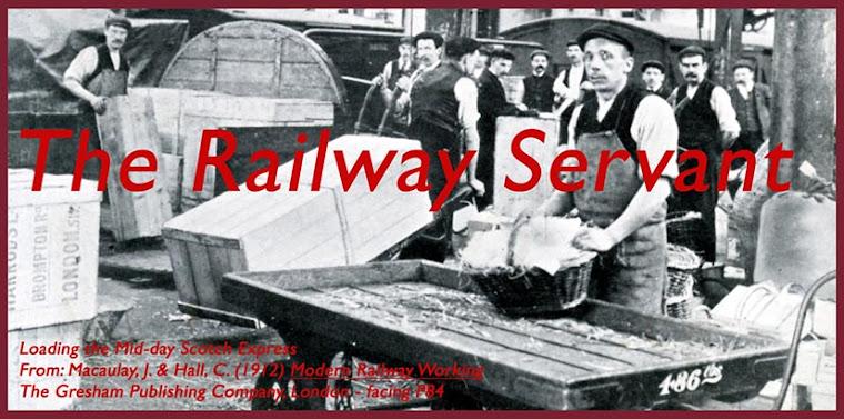 The Railway Servant