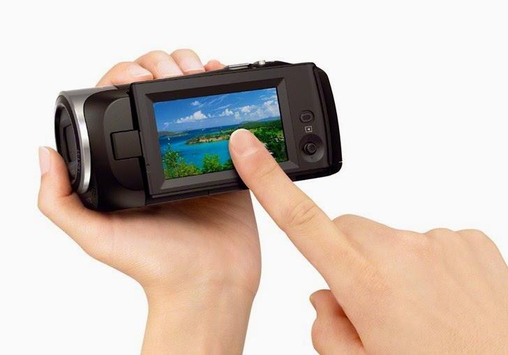 Harga & Spesifikasi Sony Handycam HDR-CX 240E
