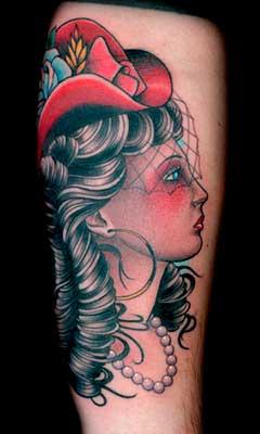 Tatuajes Para Mujer Tatuajes Vintage