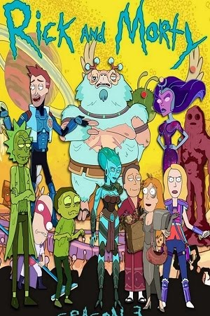 Rick and Morty S03 All Episode [Season 3] Complete Download 480p