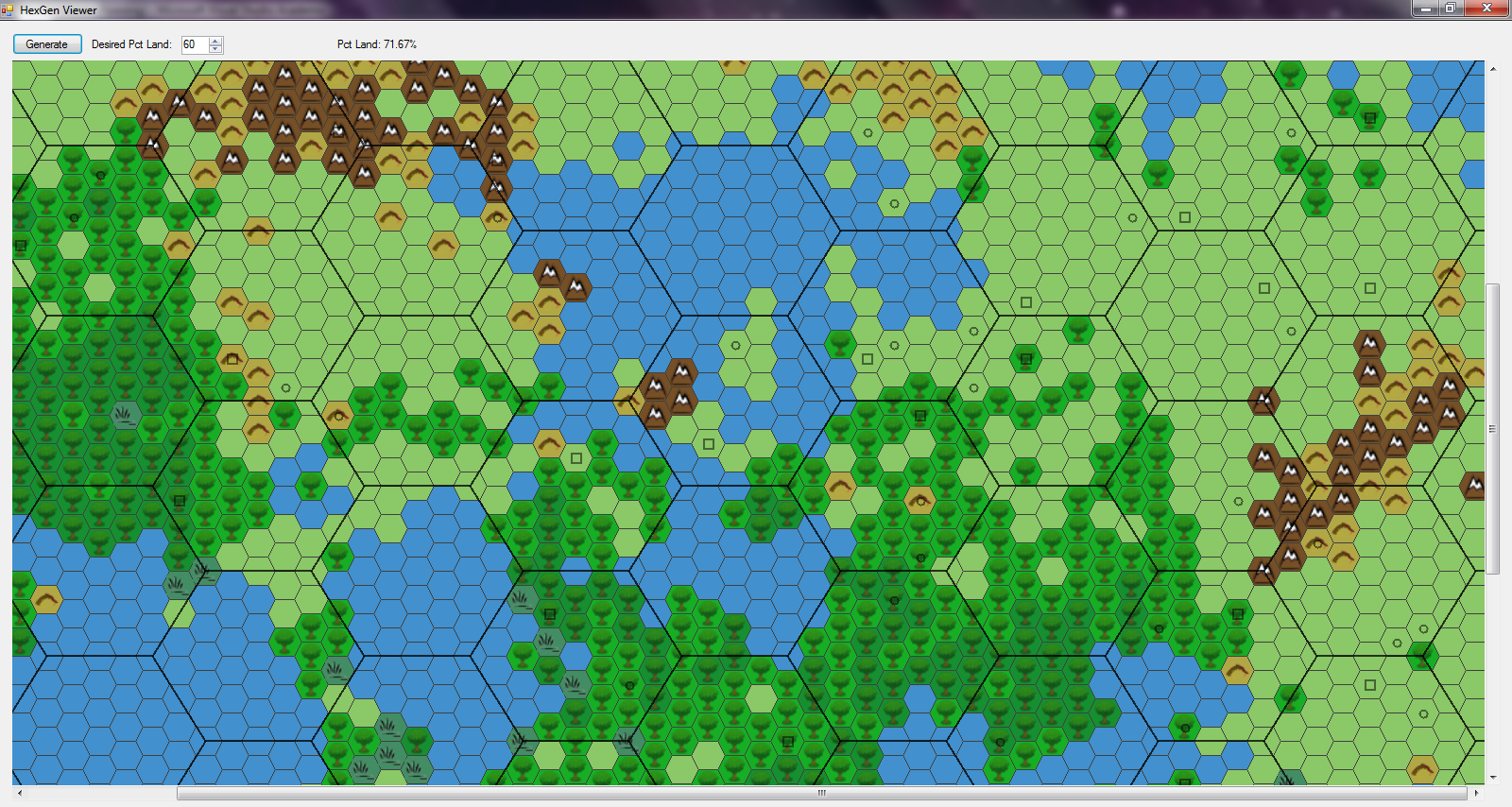. world map generator rpg