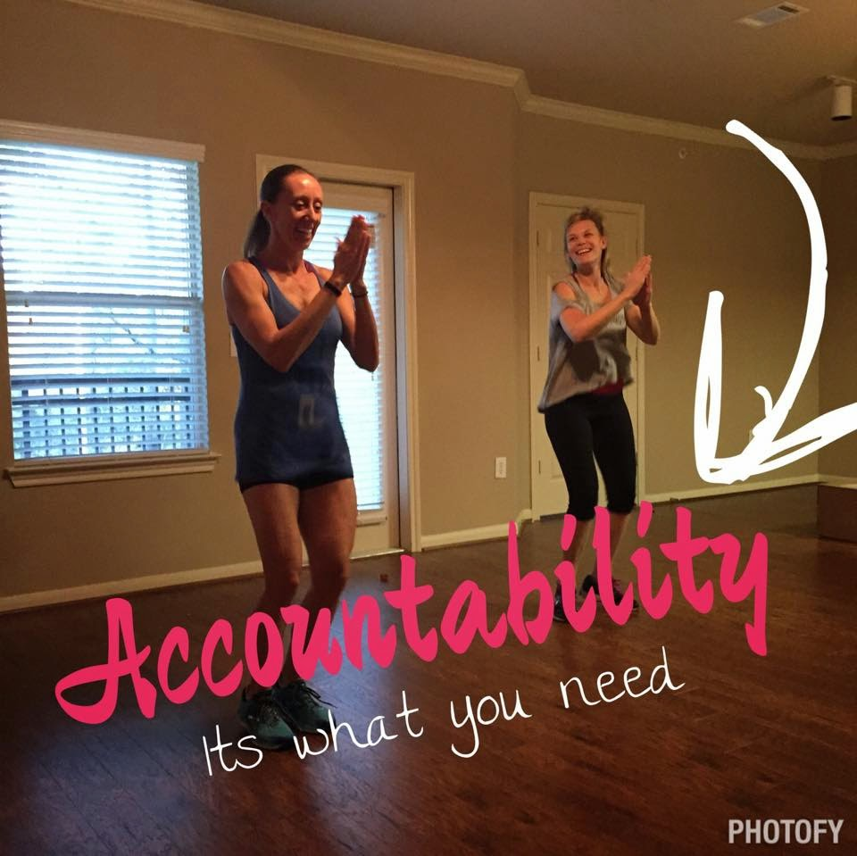 Accountability, New Year, New You Challenge group, Change, Transform