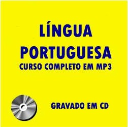 download Curso de português em MP3 Cd
