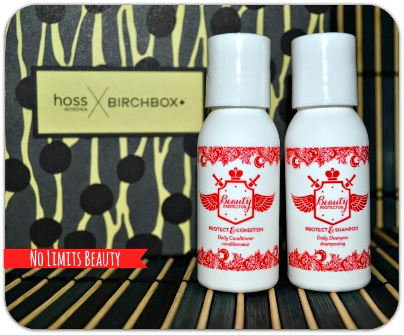 BirchBox - Beauty Protector Shampoo & Conditioner