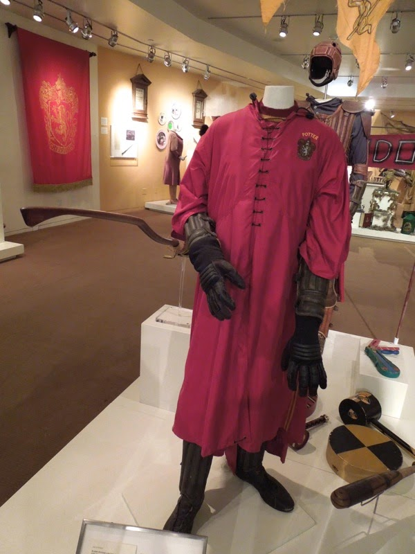 Dianel Radcliffe Harry Potter Prisoner of Azkaban Quidditch costume