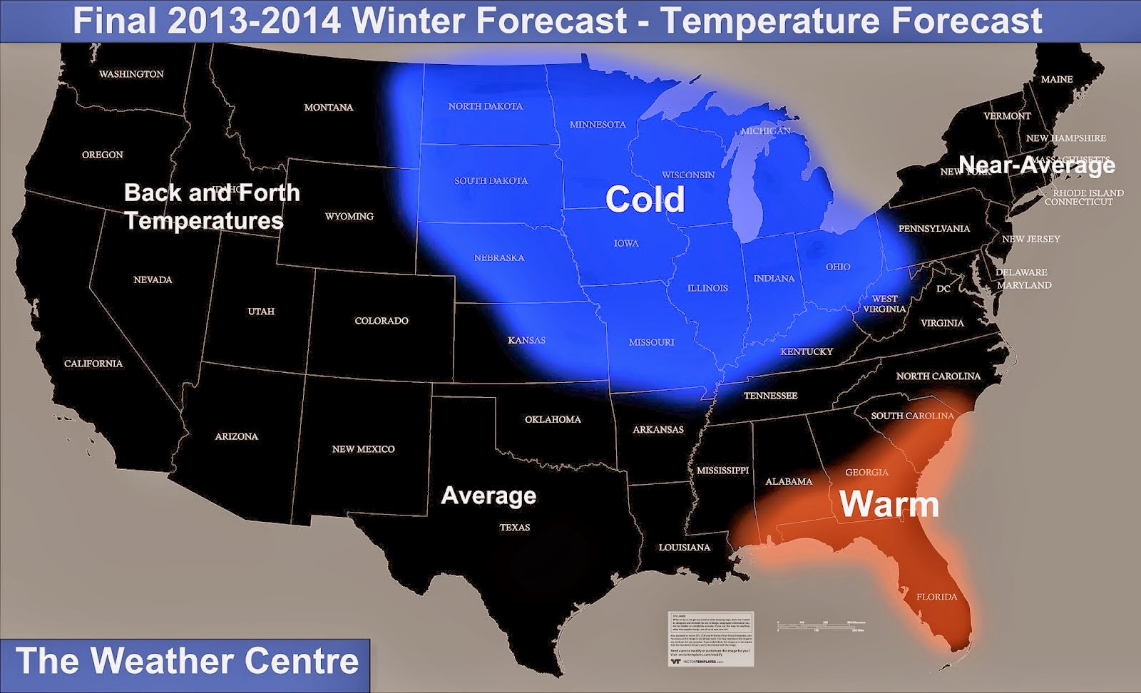 Featured Post: Long Range Forecast, Concerns About Winter (Part 1