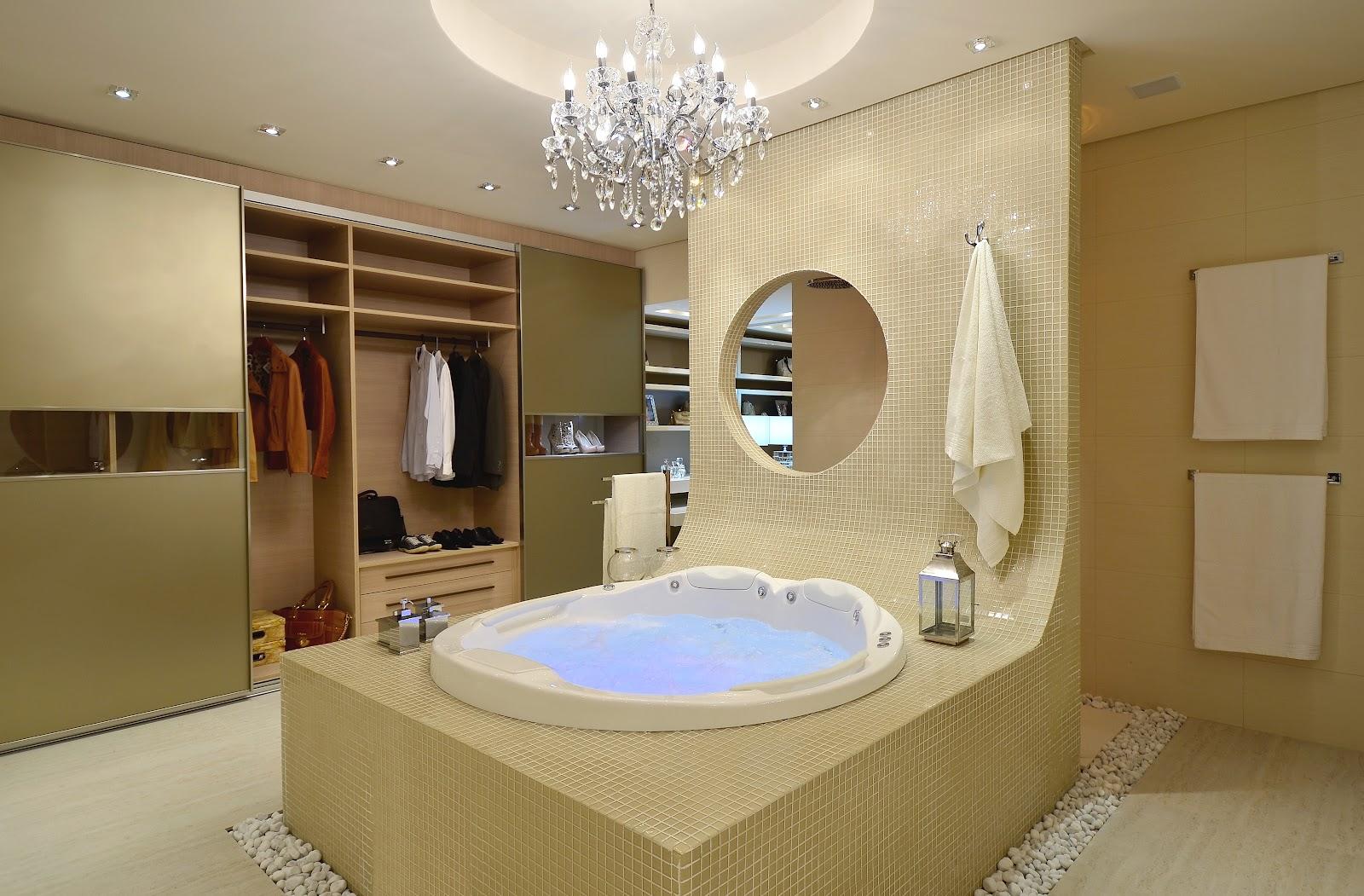 Decorar é show!: Giro pela Casa Cor RS 2012! #392514 1600x1051 Banheiro Closet