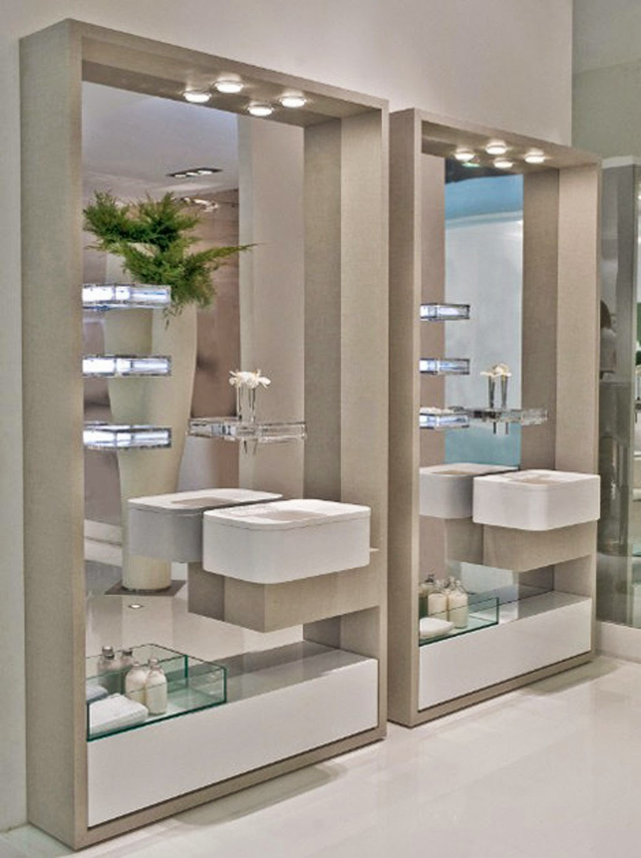 Modern Bathroom Decorating Ideas