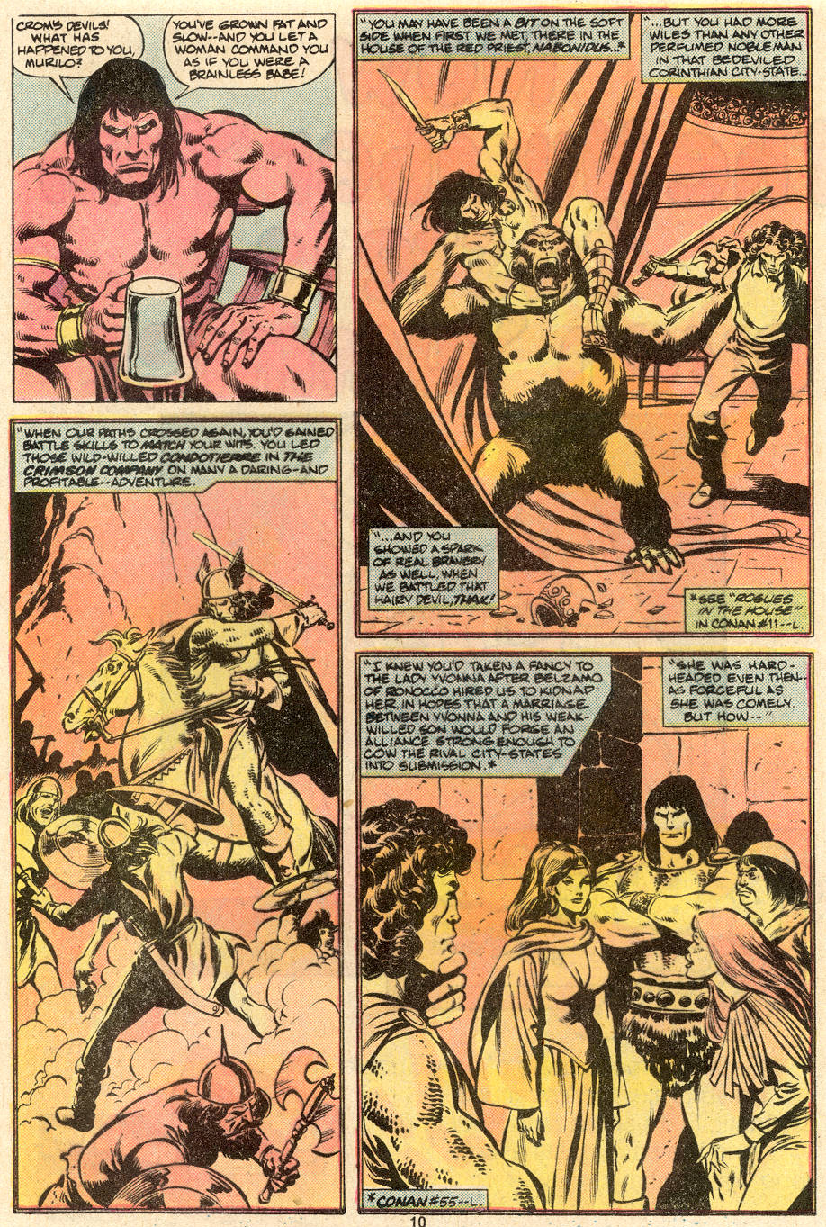 Conan the Barbarian (1970) Issue #123 #135 - English 8