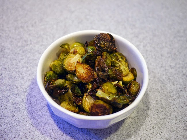 how to prepare and cook brussel sprouts