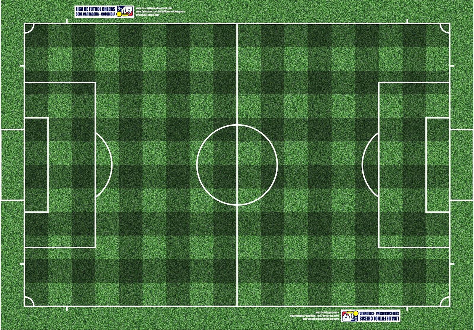 Atractivo Plantilla De Cuadros De Fútbol Inspiración - Ejemplo De ...