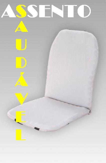 Assento para Motoristas, Recepcionistas, Secretárias, Telefonistas.