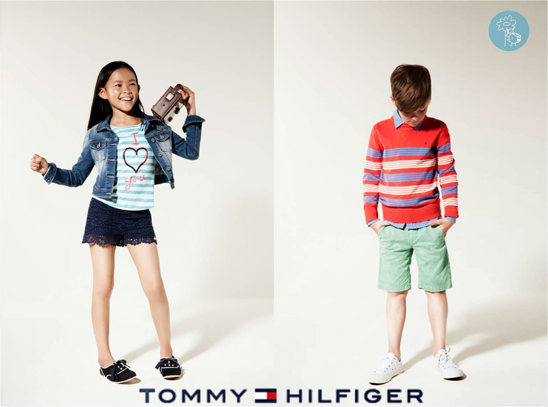 Outfit Tommy Hilfiger -Colección Primavera-Verano 2014-