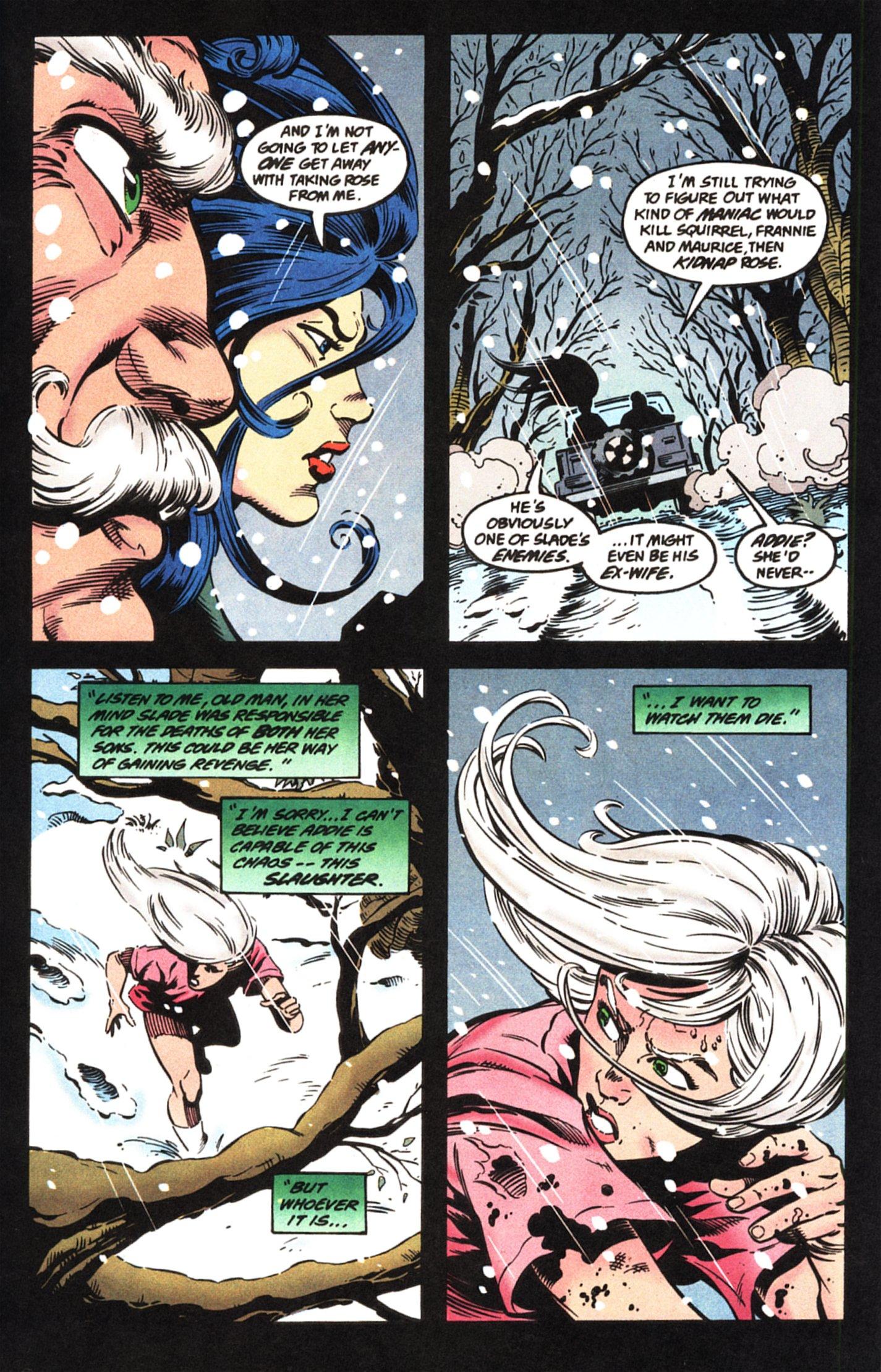 Deathstroke (1991) Issue #45 #50 - English 9