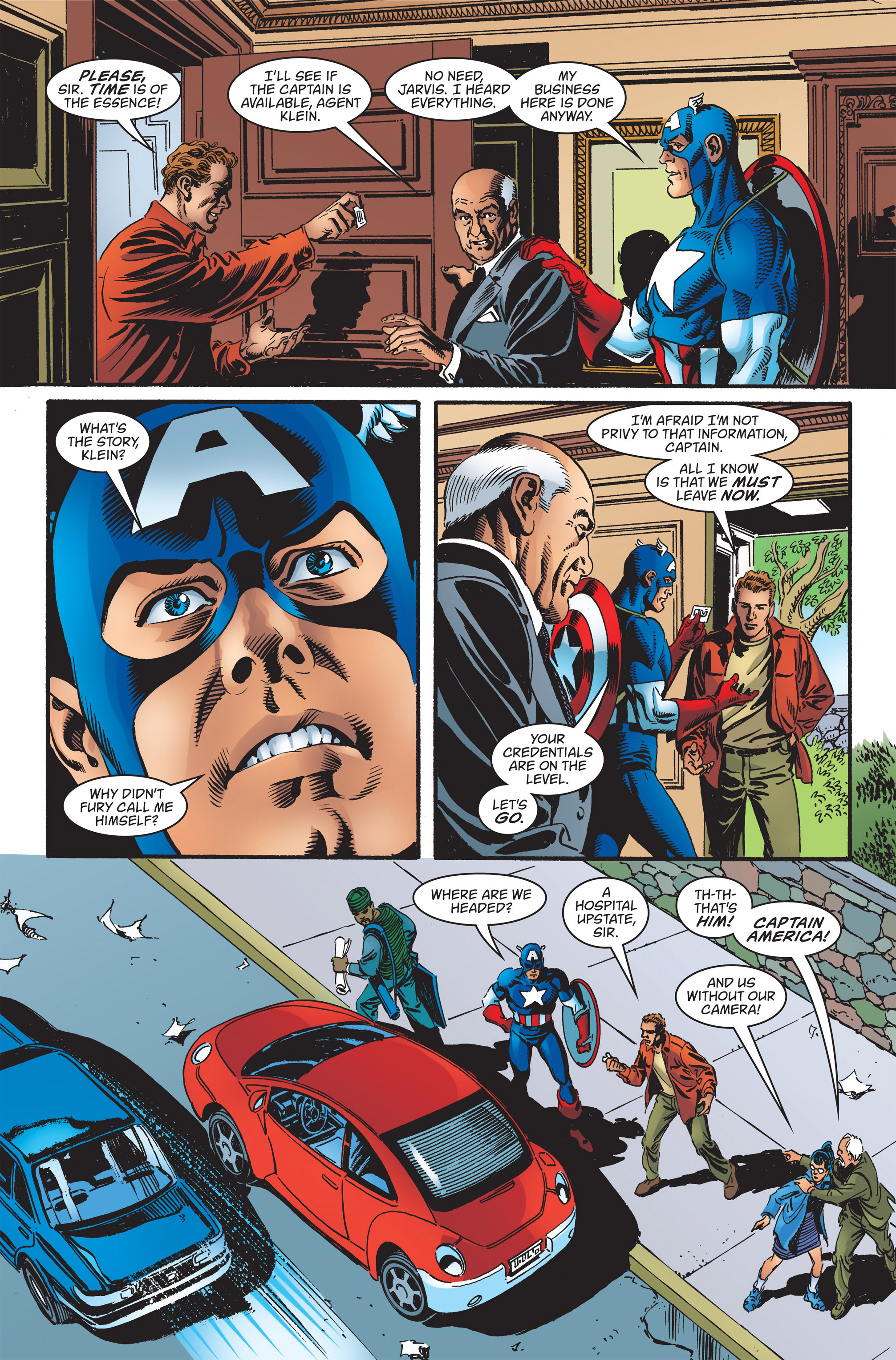 Captain America (1998) Issue #32 #38 - English 3