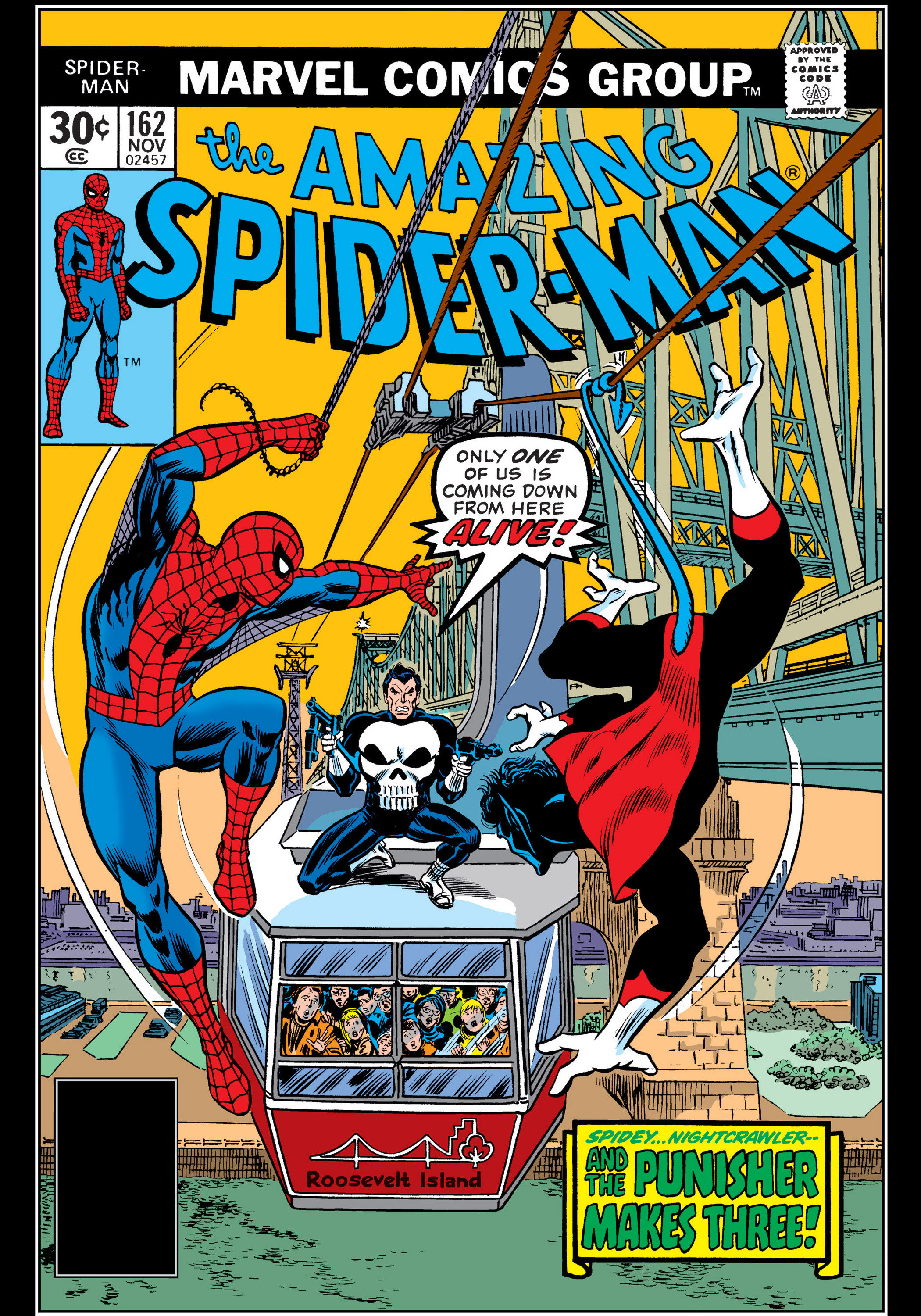 The Amazing Spider-Man (1963) 162 Page 1