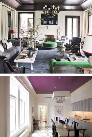 Basta bianco per il soffitto: Blog Arredamento Interior Design ...