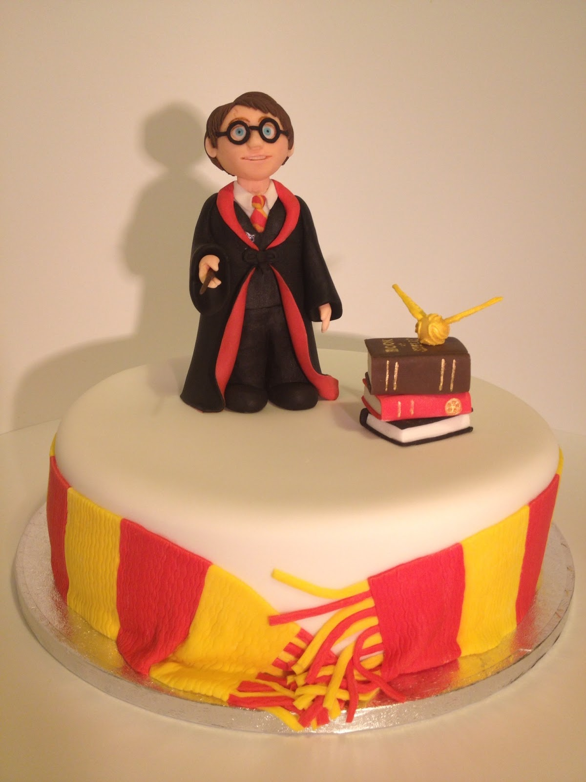 Elaine s Sweet Life Harry Potter Cake