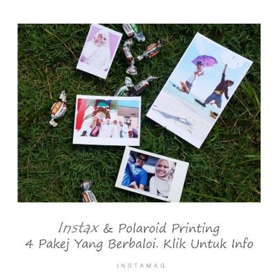 Instax Polaroid Printing