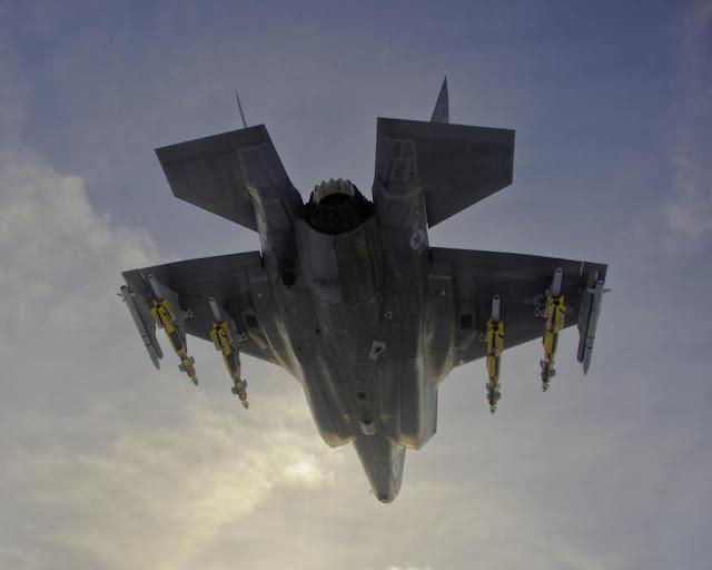 F-35B STOVL Lightning II