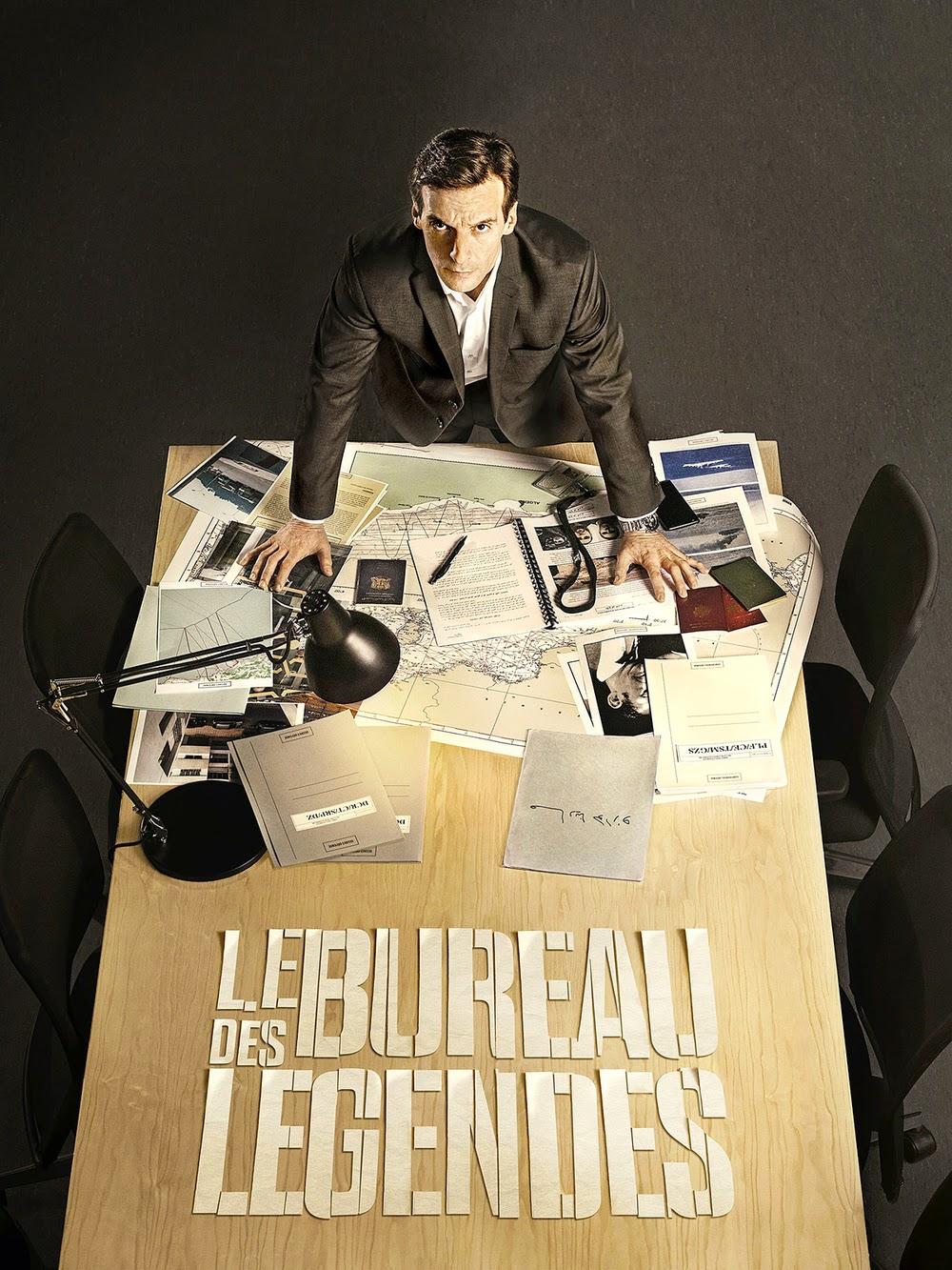 Le Bureau des Légendes - poster