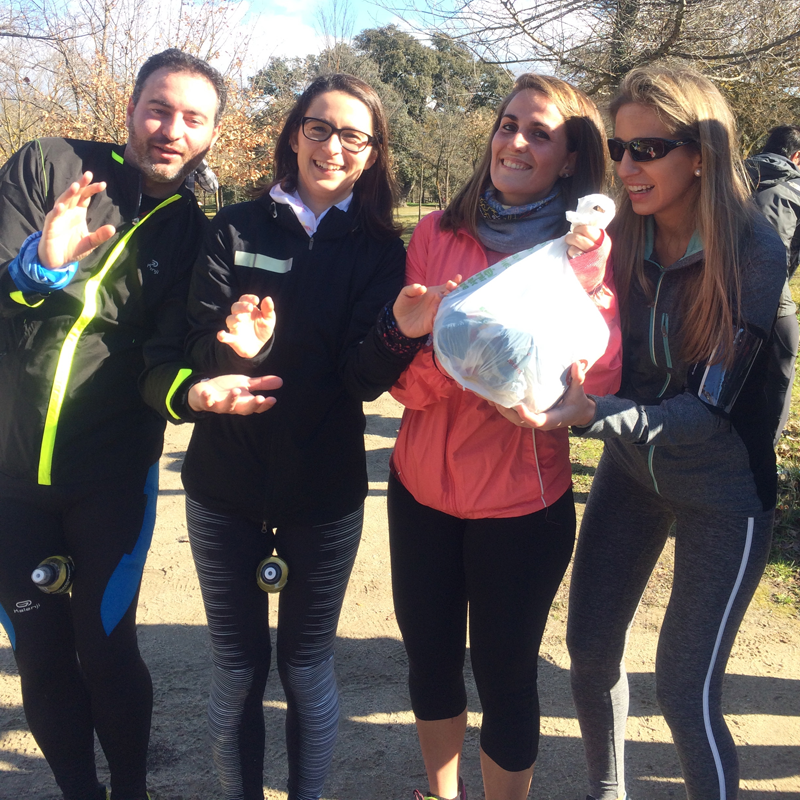 Drinking Runners KmsXalimentos