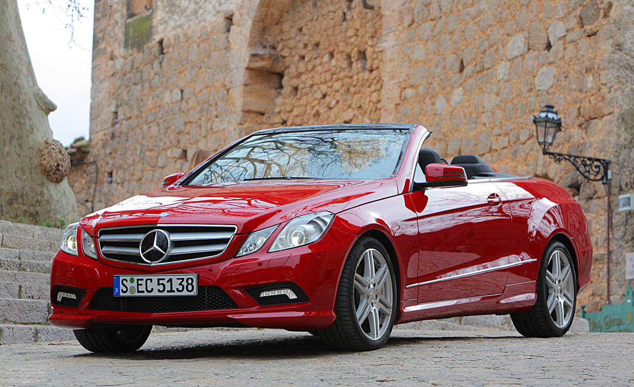 Fascinating articles and cool stuff mercedes benz cars for 2011 mercedes benz e class convertible