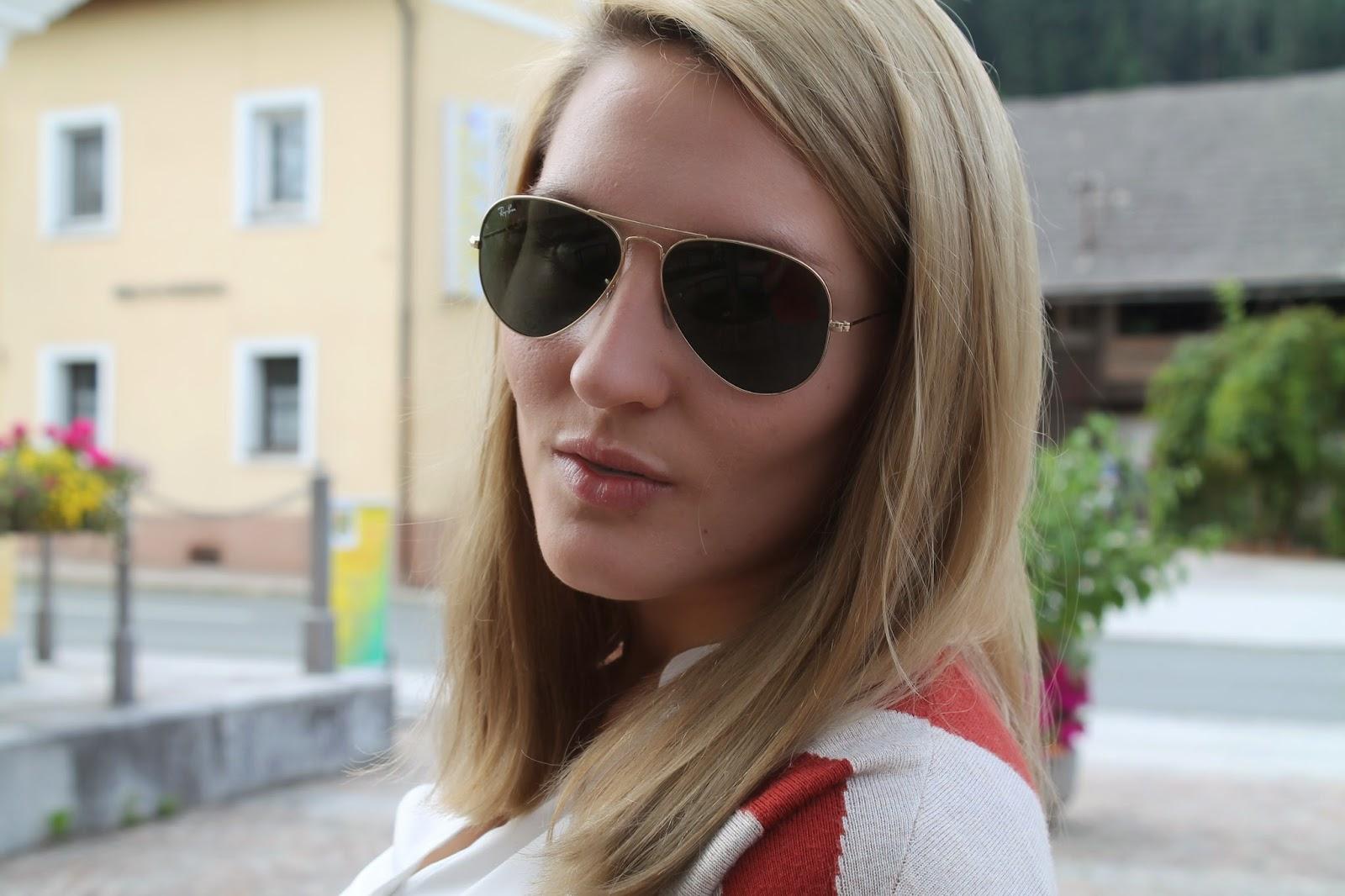 Fashionblogger Austria / Österreich / Deutsch / German / Kärnten / Carinthia / Klagenfurt / Köttmannsdorf / Spring Look / Classy / Edgy / Summer / Summer Style 2014 / Summer Look / Fashionista Look / Esprit / Primark / Tally Weijl / Louis Vuitton / Ann Christine / Only / Forever 21 / Ray Ban/