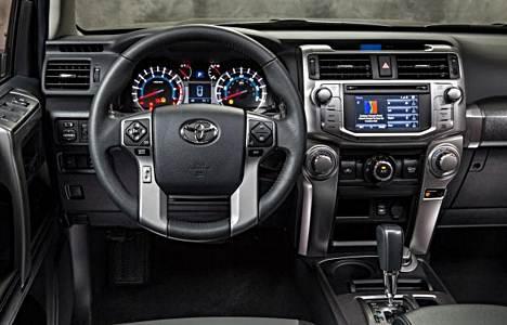 2017 toyota 4runner trd pro interior best new cars for 2018. Black Bedroom Furniture Sets. Home Design Ideas