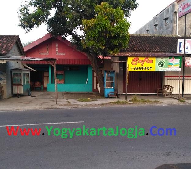 tanah dijual di jalan parangtritis manding bantul yogyakarta