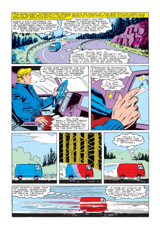 Captain America (1968) Issue #318 #246 - English 11