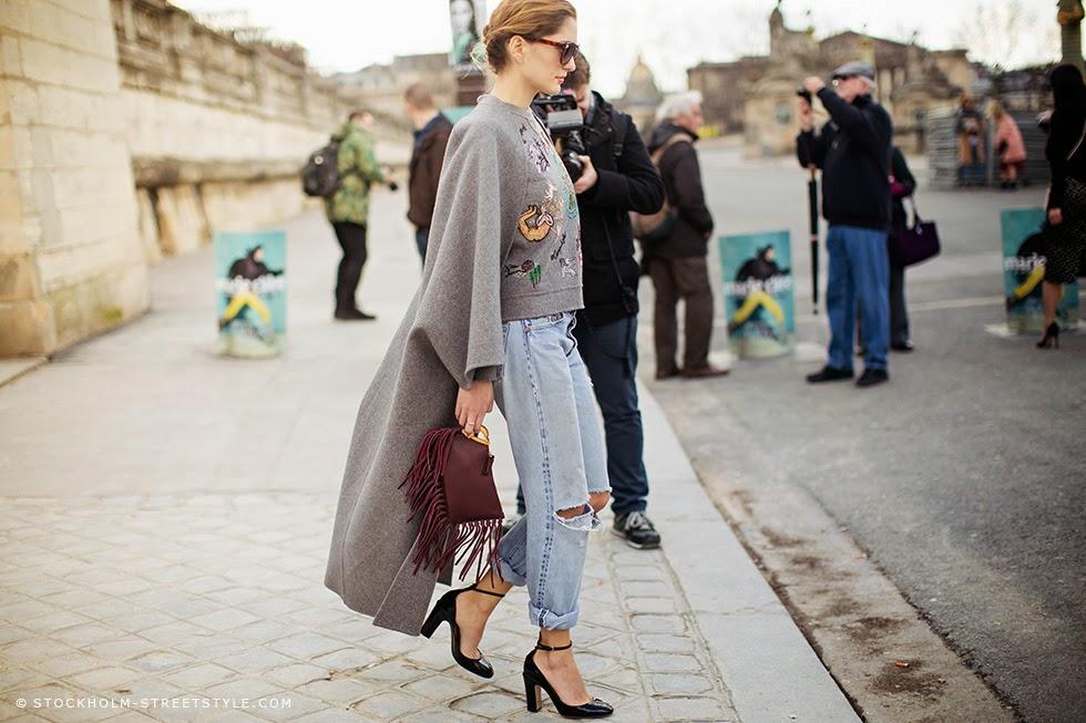 Street style - tendencias Moda de rua