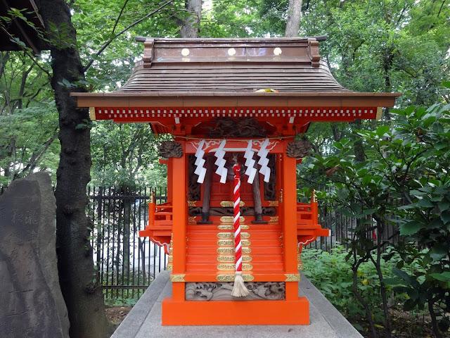 熊野神社,角筈胡桃下稲荷神社,新宿〈著作権フリー無料画像〉Free Stock Photos