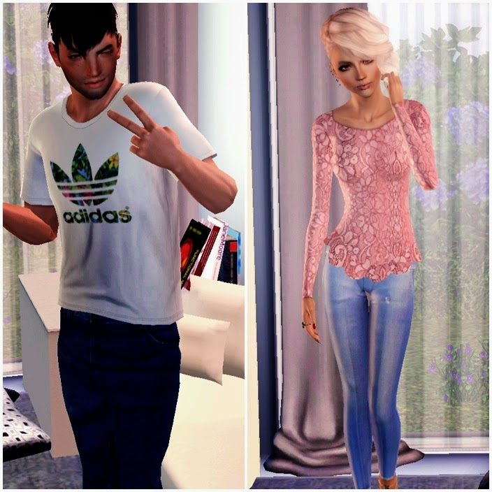 Clothing sims 3