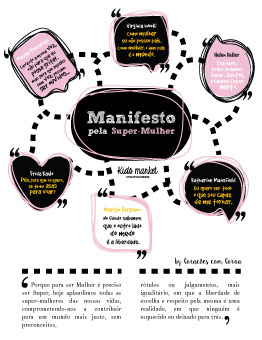 Manifesto pela Super Mulher