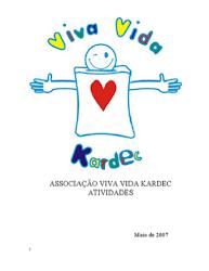 Associação Viva Vida Kardec no Facebook:CLIQUE NA FIGURA !