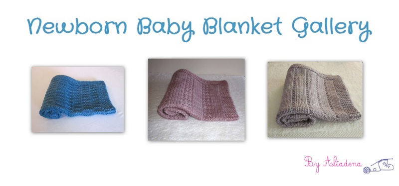 Newborn Baby Blanket Gallery