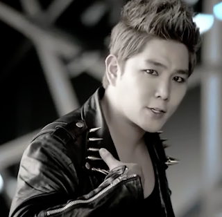 """Kim """"Kangin"""" Youngwoon"""