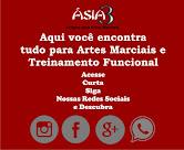 ÁSIA3 - Artigos para Artes Marciais