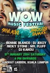 Lets Join WOW Music Festival !