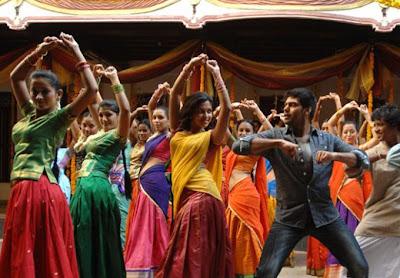 Latest Vettai Movie Stills